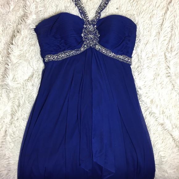 Macys Dresses Plus Size Prom Dressevening Gown Poshmark